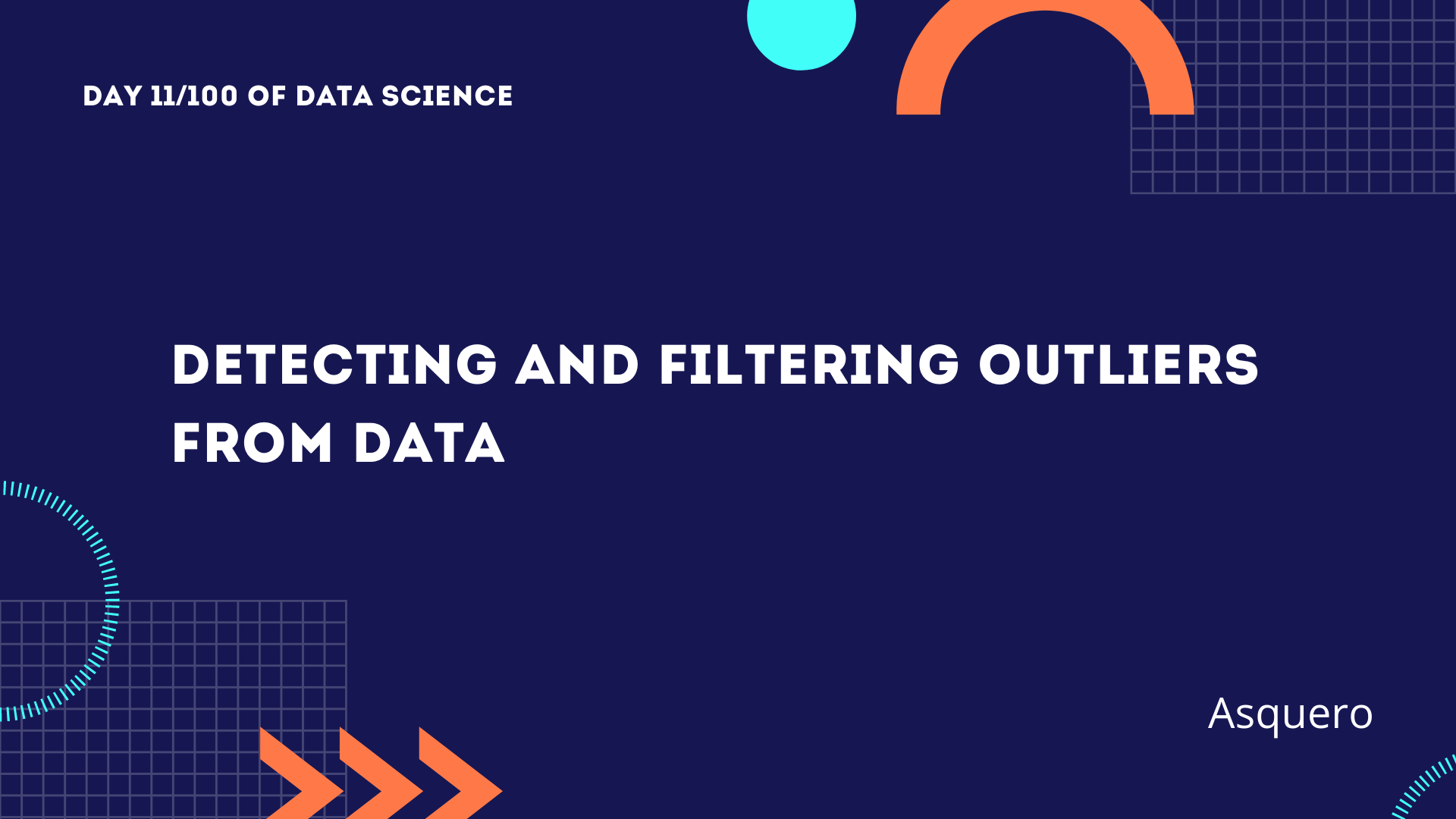 Detecting and Filtering Outliers from Data
