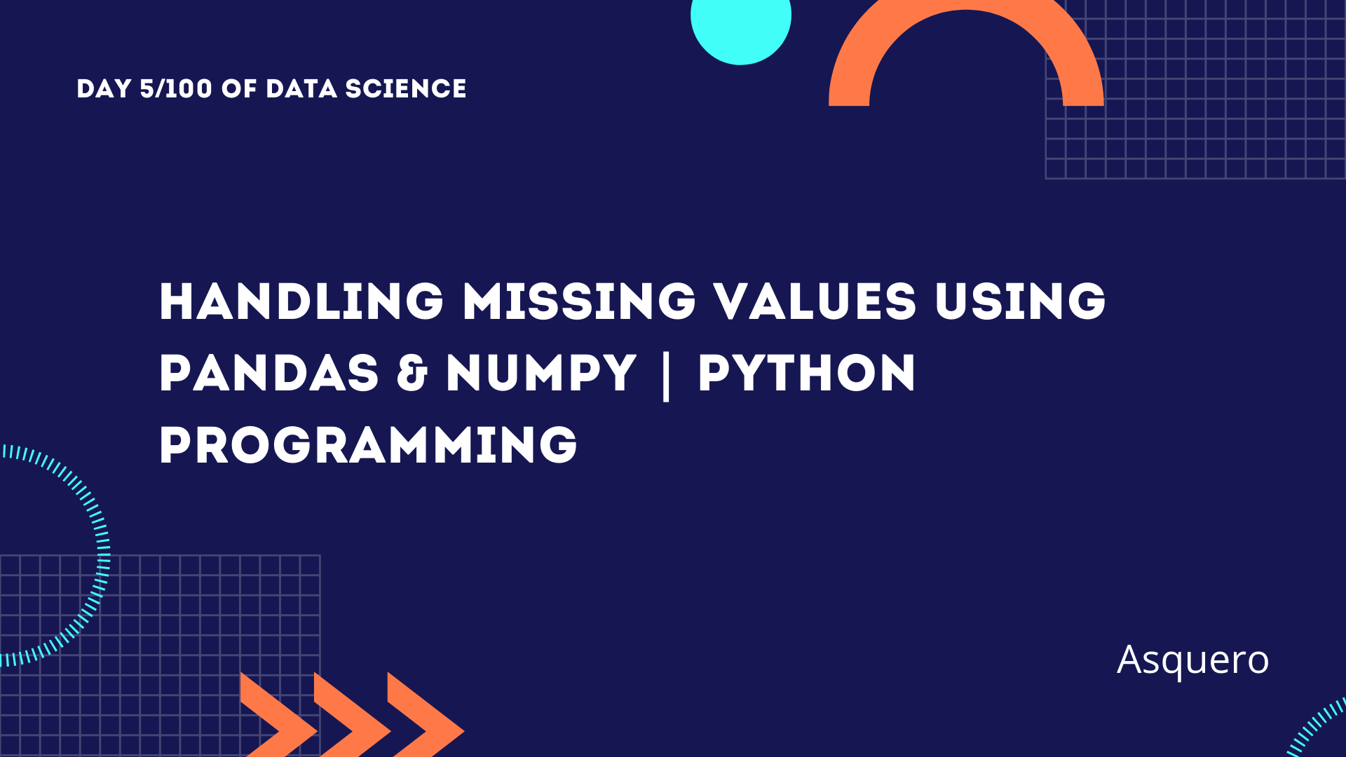 Handling missing values using Pandas & Numpy | Python Programming