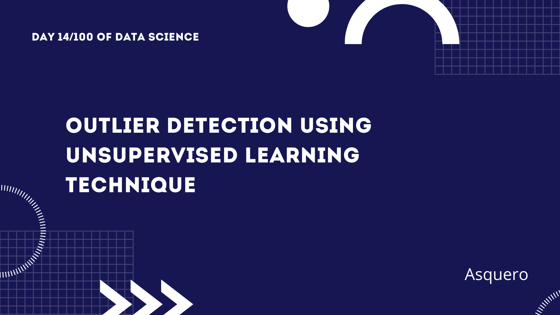 Outlier Detection using Unsupervised Learning Technique
