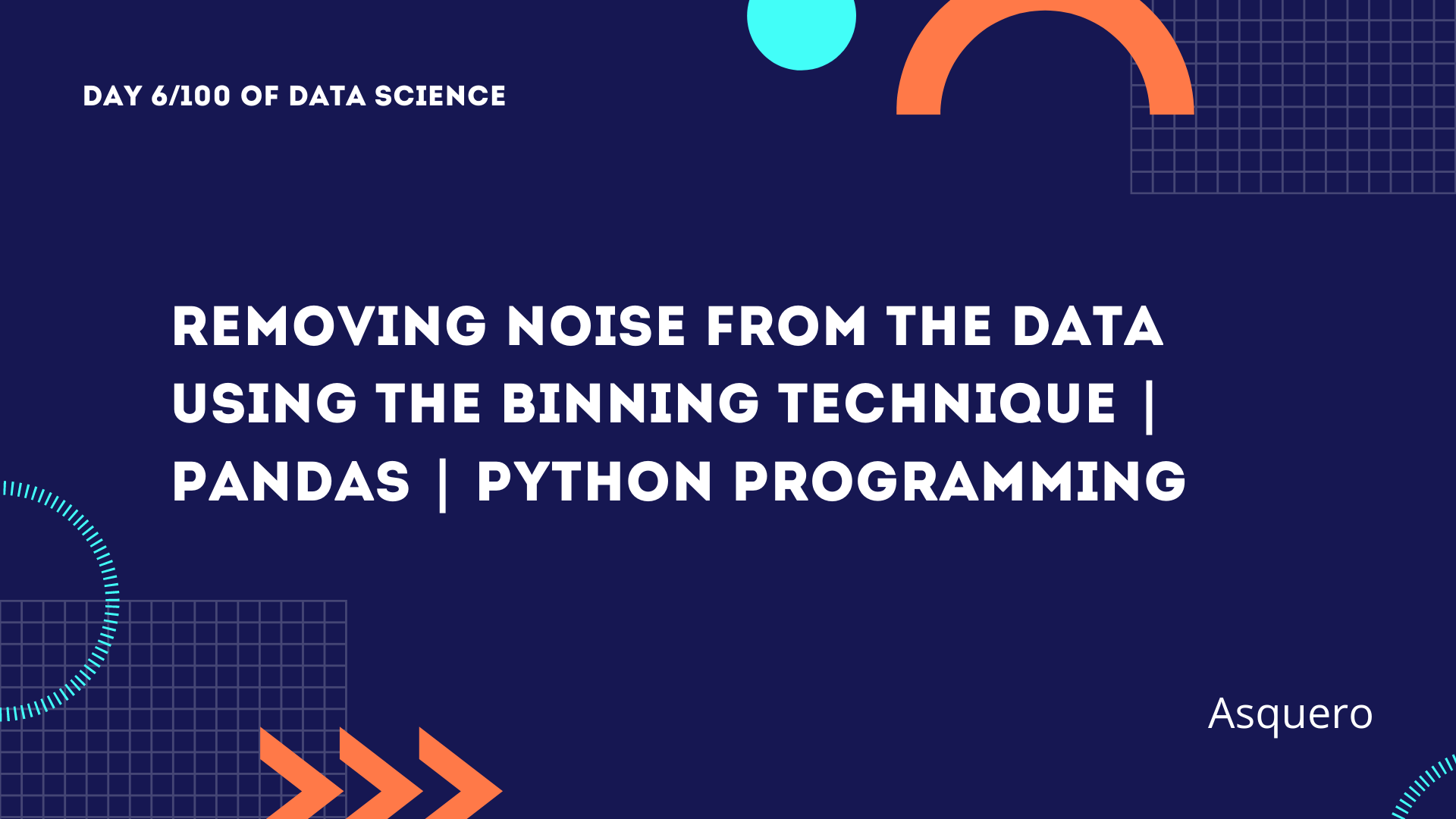 Removing noise from the data using the Binning Technique | Pandas | Python Programming