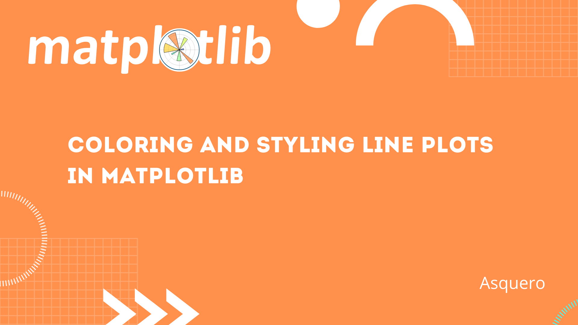 Coloring and Styling Line Plots in Matplotlib