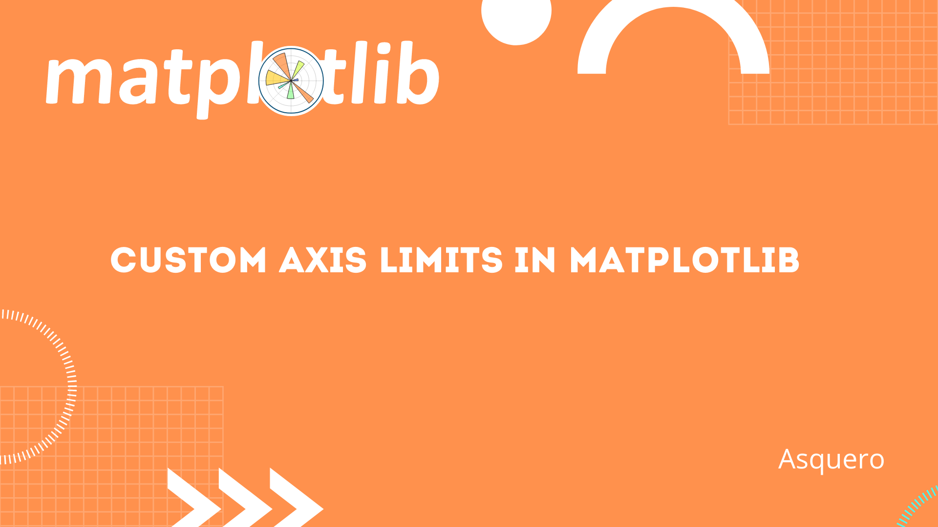 Custom Axis Limits in Matplotlib