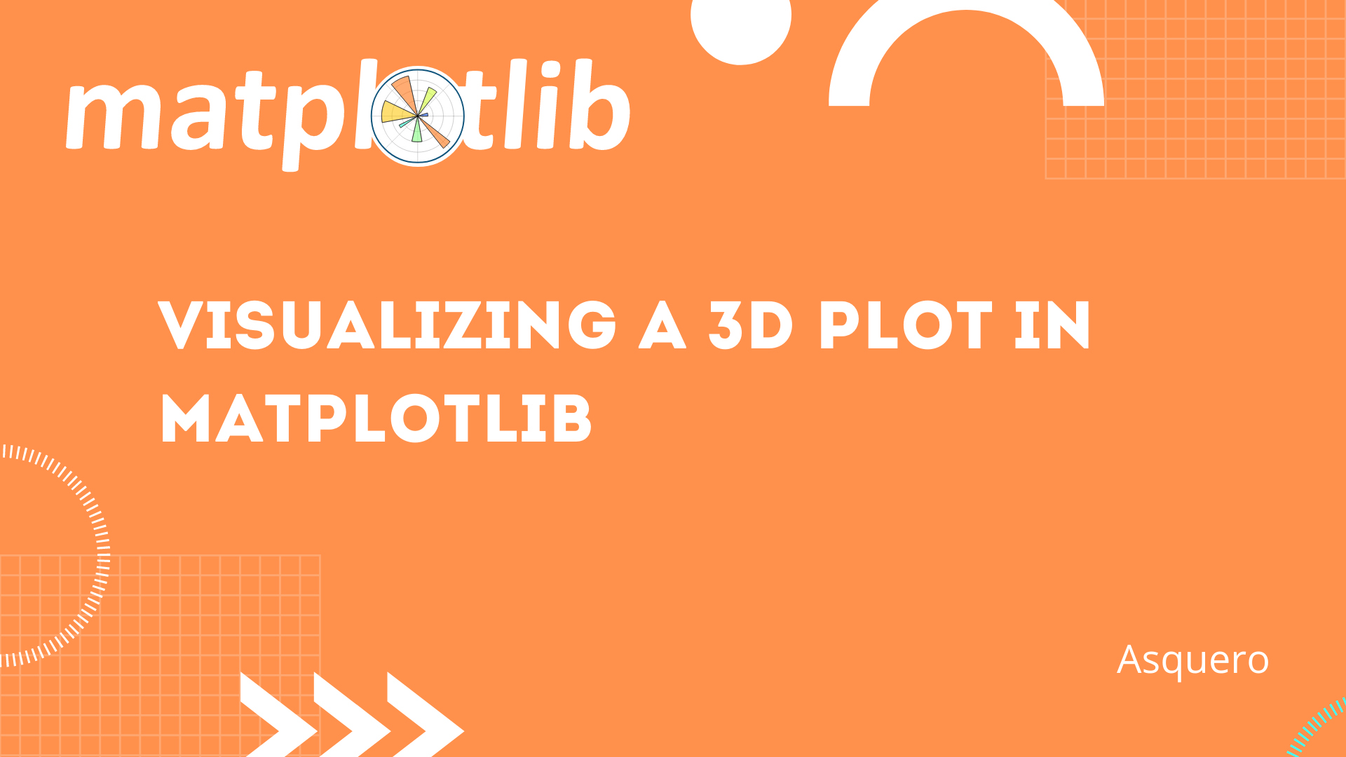 Visualizing a 3D plot in Matplotlib
