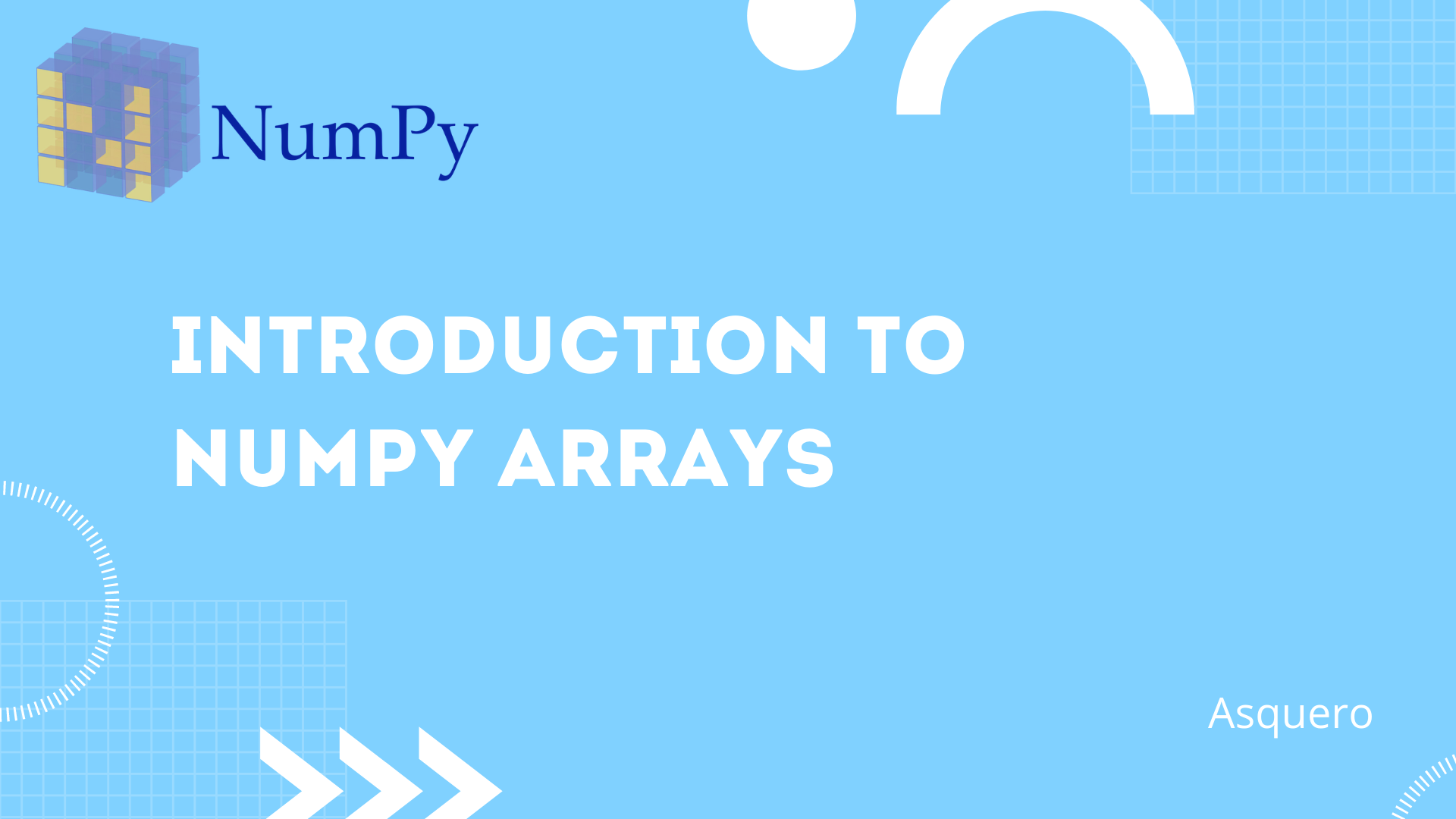 Introduction to NumPy arrays and their Attributes