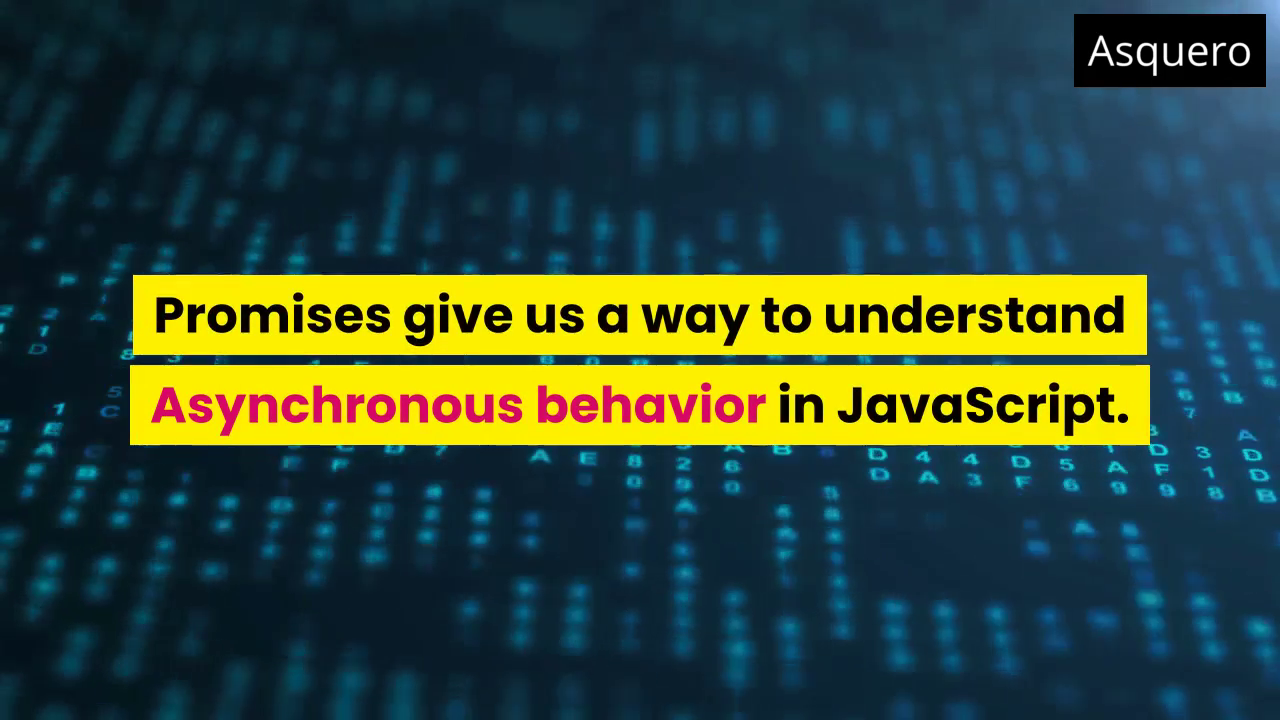 What are Promises in JavaScript?