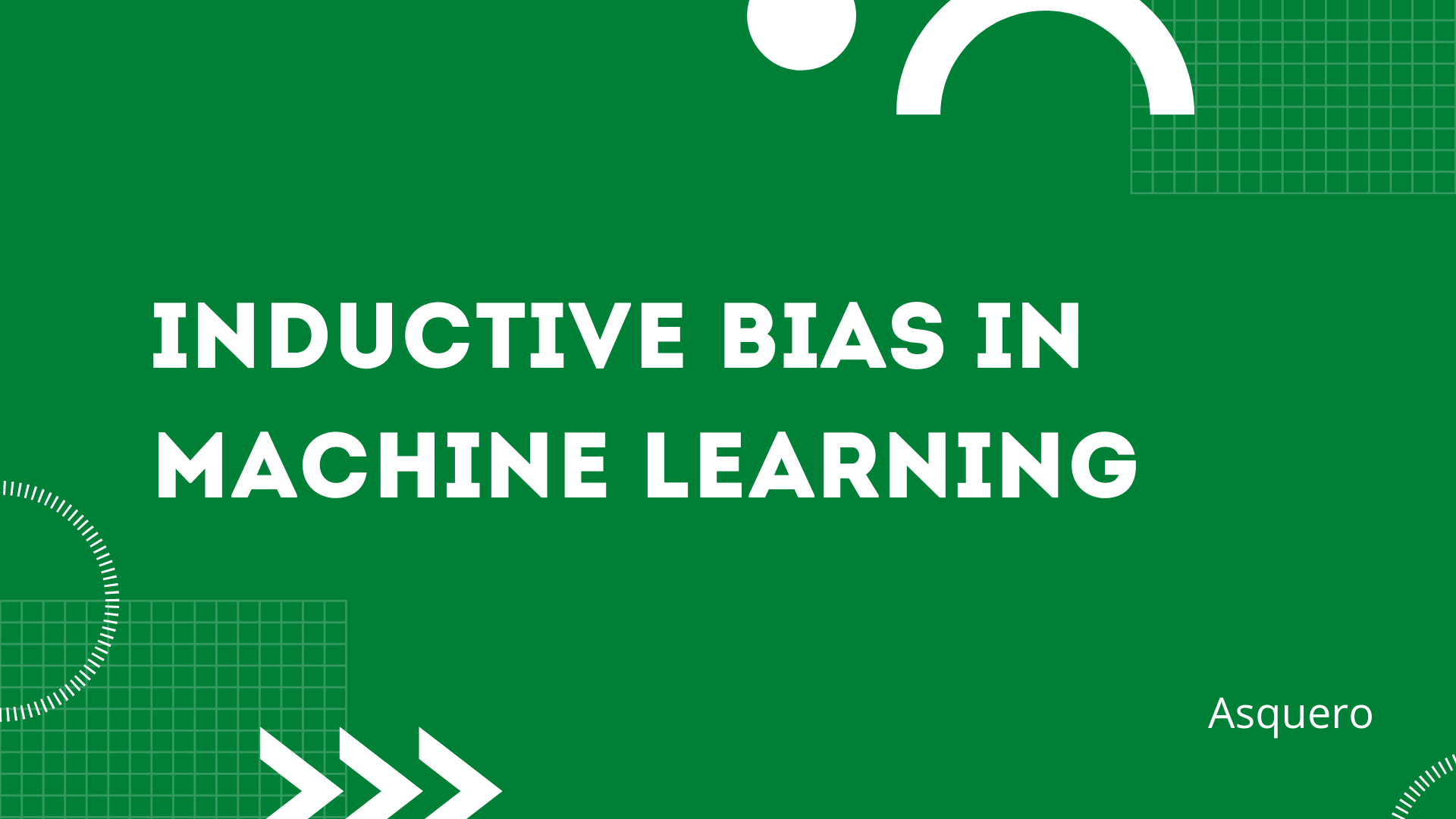 Inductive Bias in Machine Learning