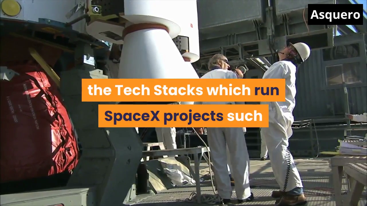 I want to be a Software Developer at SpaceX