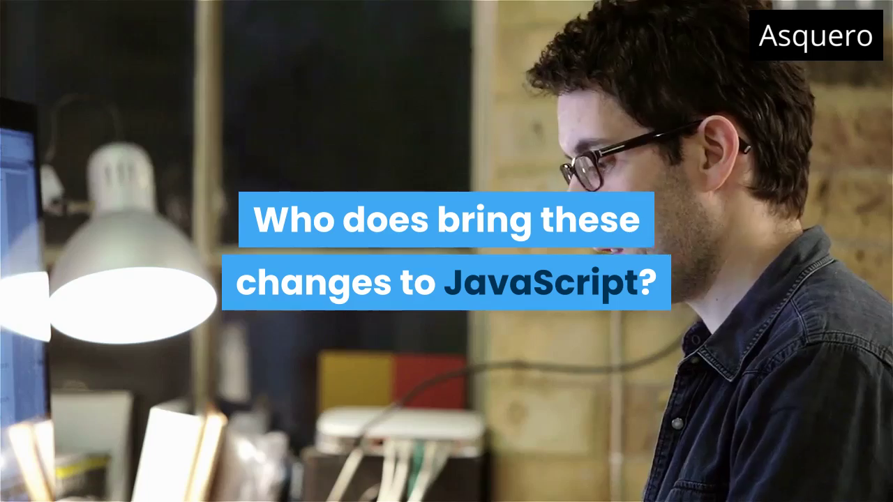 What if I want to change something in JavaScript? Such as its syntax.